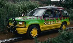 jurassic park explorer