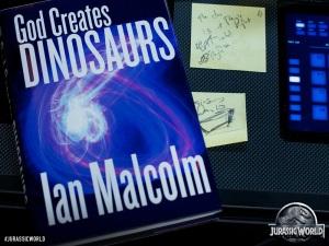 god creates dinosaurs