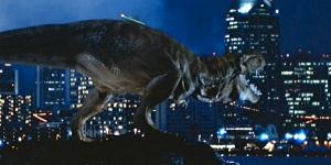 t-rex ending