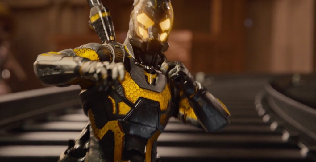 ant-man yellow jacket