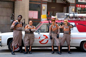 ghostbusters new cast